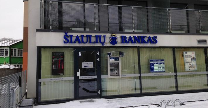 Šiaulių bankas Birštone
