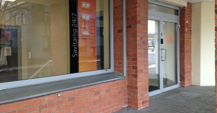 Swedbank Prienuose Savitarna