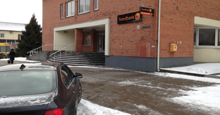 Swedbank Prienai skyrius