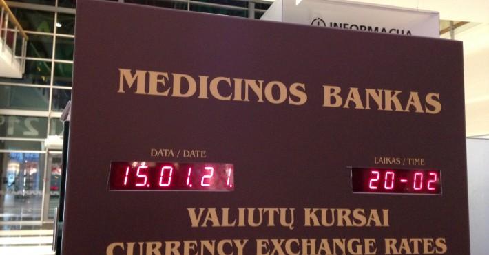 Medicinos bankas Megoje