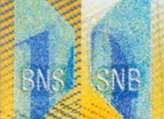 10 Swiss francs moving number