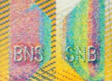 10 Swiss francs moving number No.2
