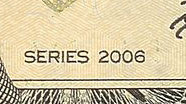 20 USD Series Year