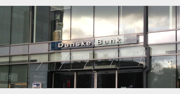Danske banko paskolos