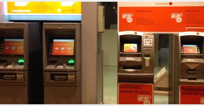 Swedbank saugumas