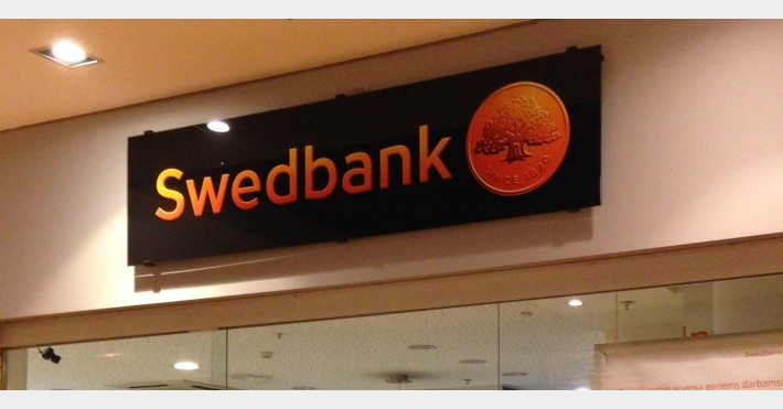Swedbank skyrius, aptarnavimas