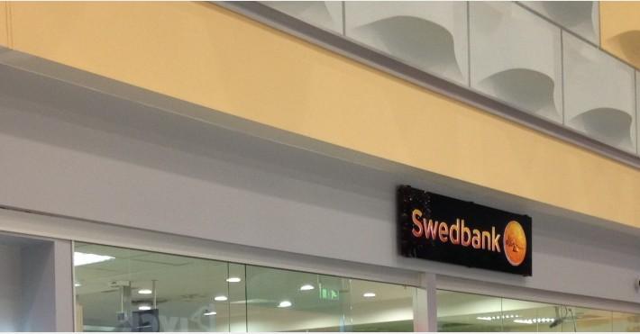 Swedbank skyrius