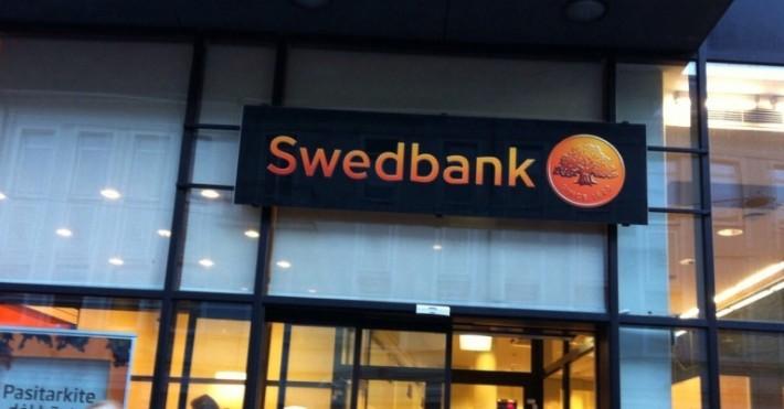 Swedbank klientai