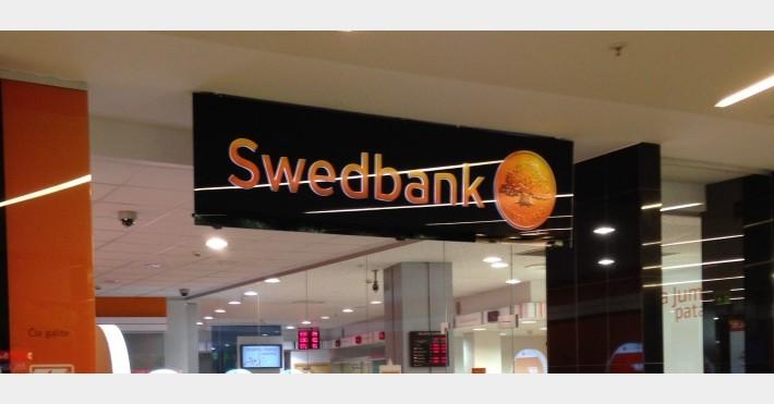Swedbank bankas