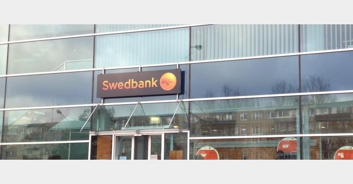 Swedbank nuskaičiuoja