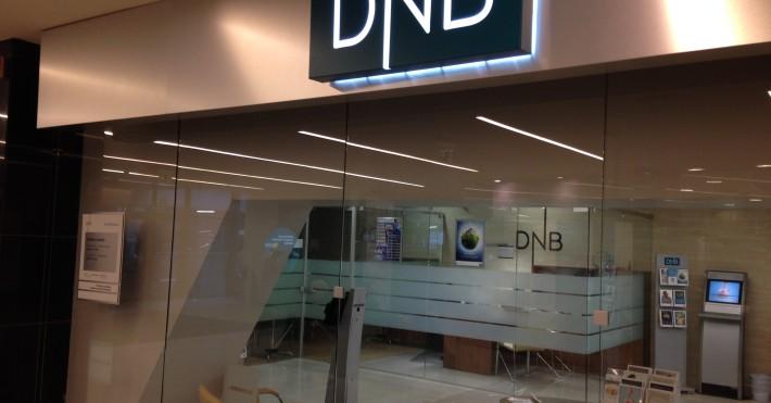 DNB bankui skundas