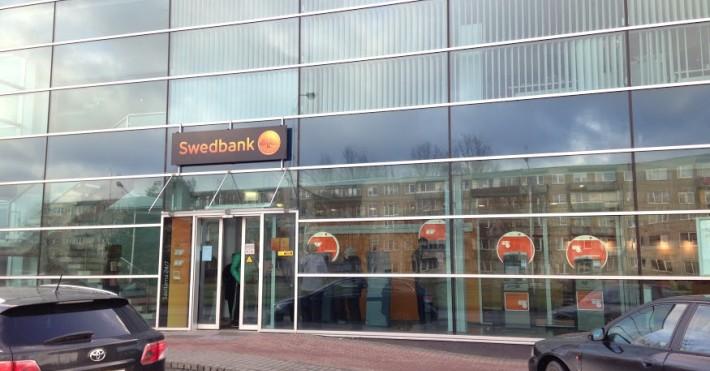 Swedbank Krėvės pr.