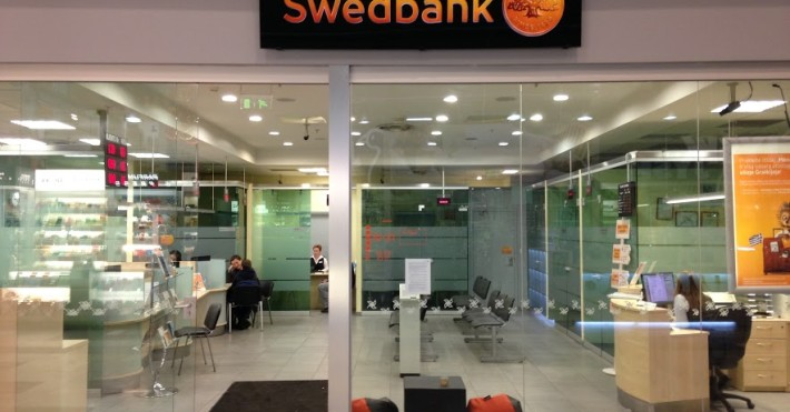 Swedbank aptarnavimas