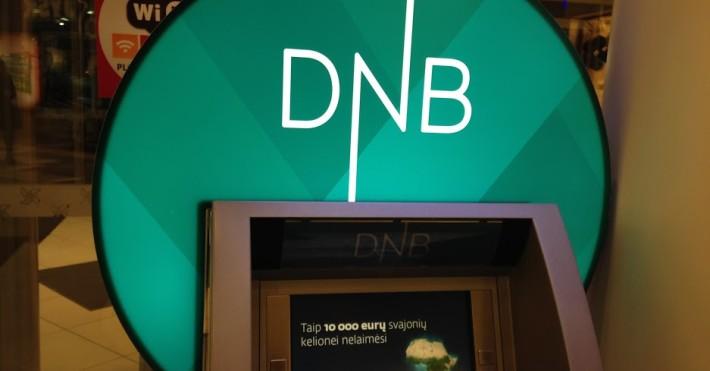 DNB bankomatas