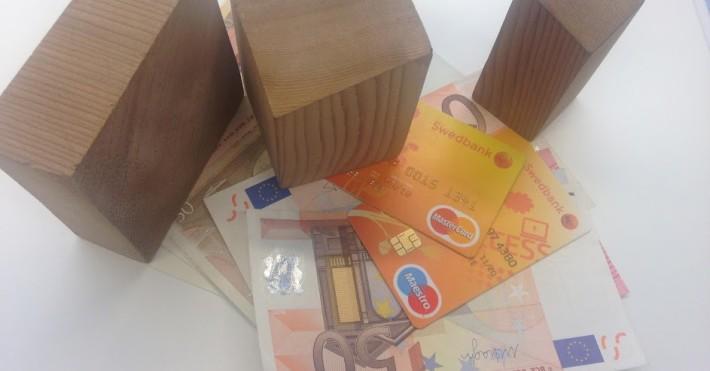 Swedbank kortelė užsienyje