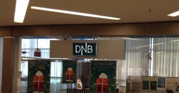DNB banko akcijos mini