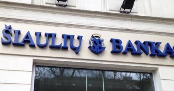 Šiaulių banko skundas mini