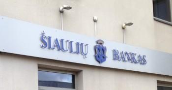 Šiaulių banko nekvalifikuotas skyrius mini