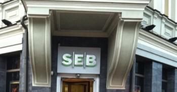 SEB bankui padėka mini