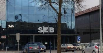 SEB bankas Kaune mini