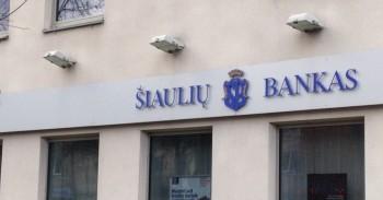 Šiaulių banko skyrius mini