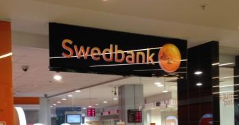 Swedbank bankas mini