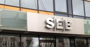 SEB bankas mini