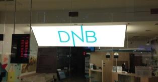 DNB bankas mini