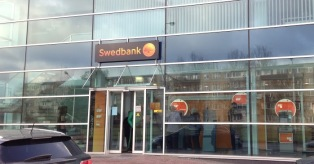 Swedbank Krėvės pr. mini