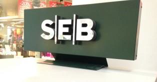 SEB bankomatas mini