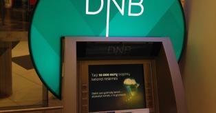 DNB bankomatas mini