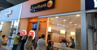 Swedbank eilės mini