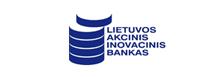 Lietuvos akcinis inovacinis bankas logotipas
