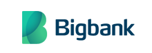 BIGBANK logotipas