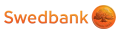 Swedbank bankas logotipas