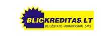 Blic kreditas logotipas