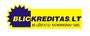 Blickreditas.lt greitieji kreditai, palūkanos logotipas