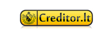 Creditor.lt logotipas