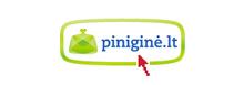 Pinigine.lt logotipas