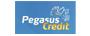 PegasusCredit greitieji kreditai, paskolos logotipas
