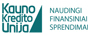 Kauno kredito unijos būsto paskolos logotipas