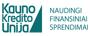 Kauno kredito unijos vartojimo paskolos logotipas