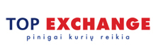 Top Exchange logotipas