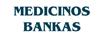 Valiutų kursai Medicinos banke logotipas
