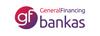 GF banko indėliai logotipas