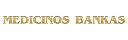 Medicinos bankas logo