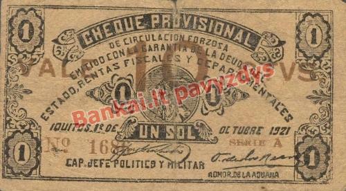 10 Centavų banknoto priekinė pusė