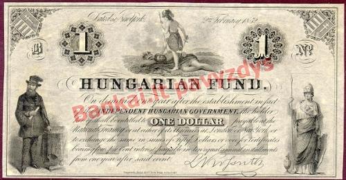 1 Forinto banknoto priekinė pusė