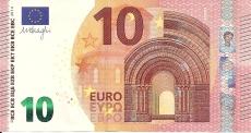 10 Eurų