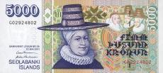 5000 Kronų